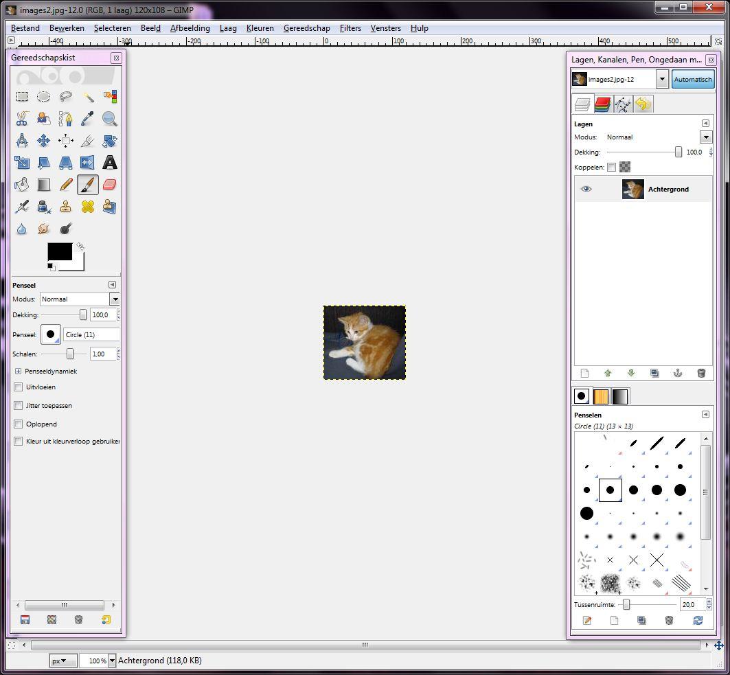 WatFile.com Download Free 120kB, GIMP download - Gratis fotobewerking software - GIMP tutorials