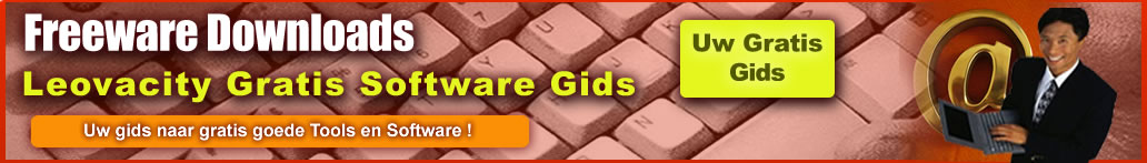 Gratis software downloads header